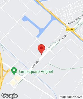 Locatie Euromaster Veghel op kaart