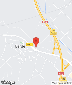 Locatie Autobedrijf J. Pepers B.V. op kaart