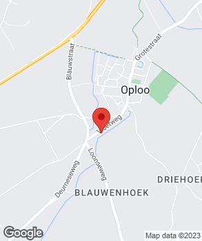 Locatie Automobielbedrijf Joosten Oploo B.V. op kaart