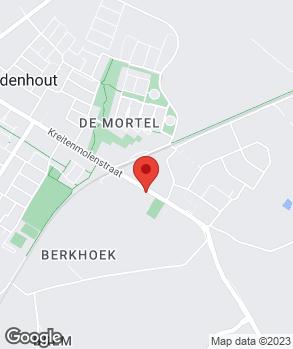 Locatie Automobielbedrijf Je-Es op kaart