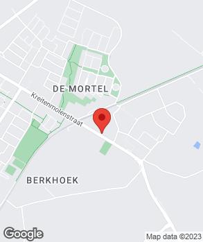 Locatie Autohandel Rudolf Smits op kaart