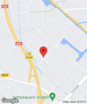 Locatie Autobedrijf G. van den Akker op kaart