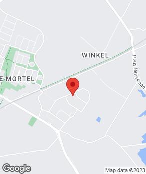 Locatie Autobedrijf J. Van Venrooij Udenhout B.V. op kaart