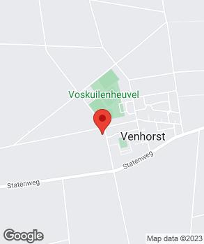 Locatie Autoservice Venhorst op kaart