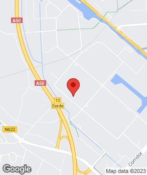 Locatie Garagebedrijf Peter Vervoort op kaart
