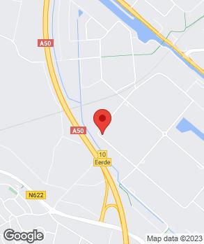 Locatie Autobedrijf Joosten en van Lankvelt op kaart