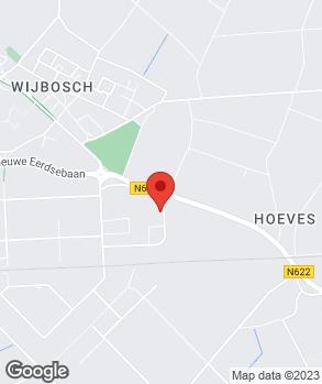 Locatie HeVa Autobedrijf op kaart