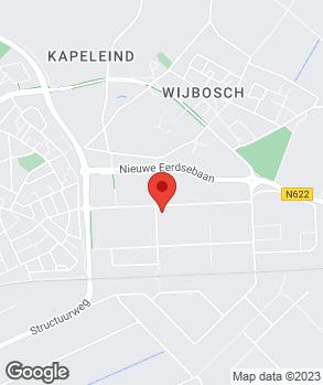 Locatie Personenwagens Schijndel B.V. op kaart