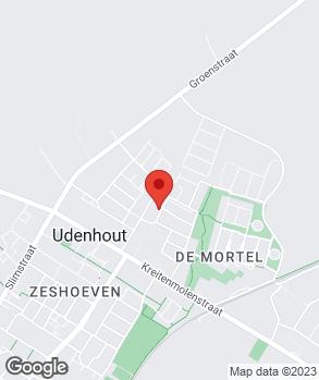 Locatie Van Erp Auto's op kaart