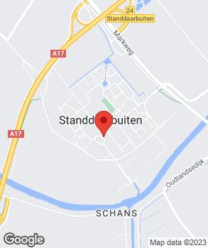 Locatie M. Doomen Auto's op kaart