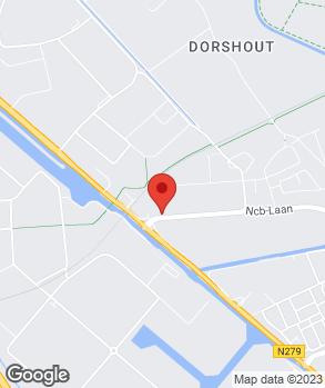 Locatie Van Mossel OPC Veghel op kaart