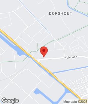 Locatie VAC Auto's op kaart