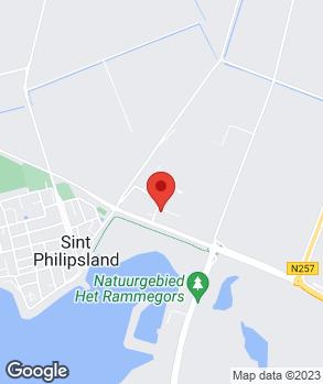 Locatie Ben de Rooy Auto-Service op kaart