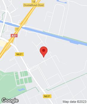 Locatie Van Gorp Auto's op kaart