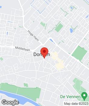 Locatie Garage Caron op kaart
