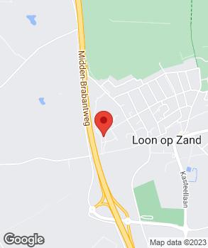 Locatie Garagebedrijf Van Drunen op kaart