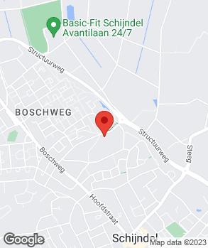 Locatie A. v. Zutven Auto Aankoopbemiddel. en Service op kaart