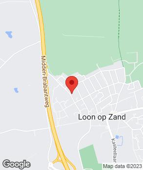 Locatie Robert's Autobedrijf op kaart