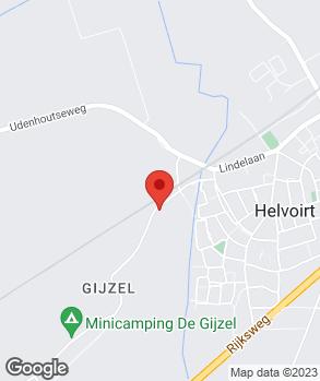 Locatie Garagebedrijf P. Pijnenburg op kaart