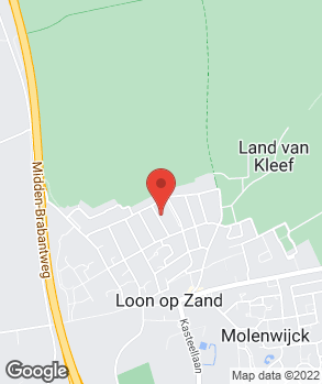 Locatie Autohandel Fred Heijda op kaart