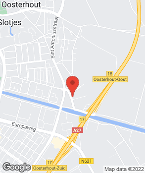 Locatie Autobedrijf Freek Gosenson op kaart