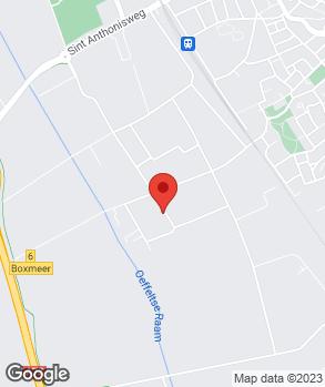 Locatie Automobielbedrijf W. Wijnhoven op kaart