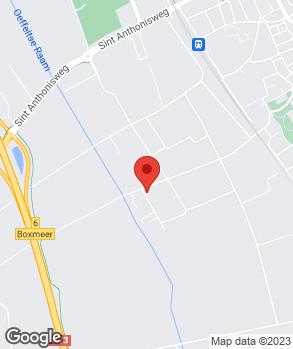 Locatie Wassink Autogroep Boxmeer op kaart