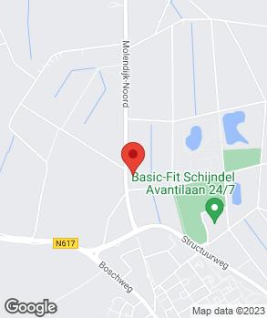 Locatie Verkuylen Autohandel en Autoreparatie op kaart