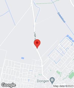 Locatie Fens Auto's op kaart