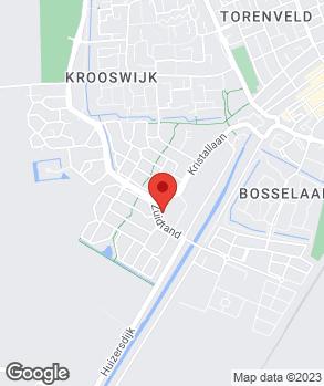 Locatie BG Autoservice V.O.F. op kaart