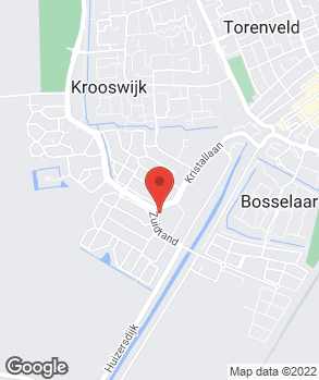 Locatie Van Rijckevorsel van Kessel automobielen op kaart