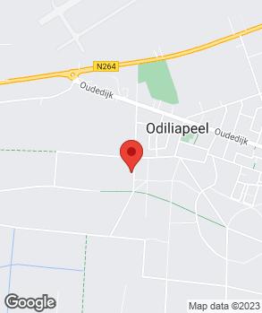 Locatie Van den Boogaard Auto's op kaart