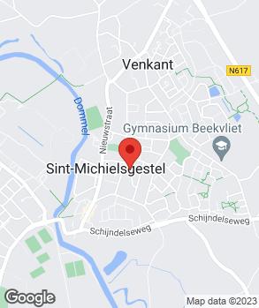 Locatie Ben v.d. Akker In- en Verk. Gebruikte Auto's op kaart