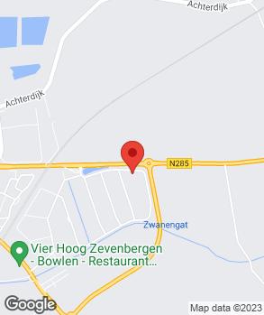 Locatie Autobedrijf Aarsman B.V. op kaart