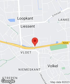 Locatie Auto Timon op kaart