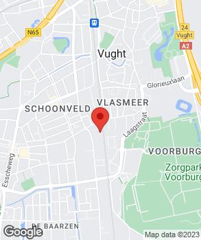 Locatie Autoservice Vaessen op kaart