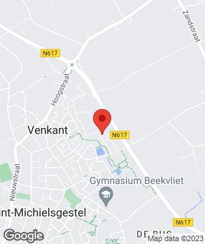 Locatie Autobedrijf Stef Spierings op kaart