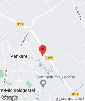 Locatie Henson Autoservice op kaart