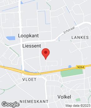 Locatie Autobedrijf Goorkens op kaart