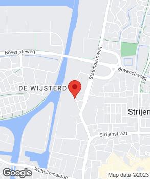 Locatie Autobedrijf Dré Van der Made B.V. op kaart