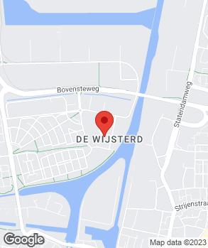 Locatie Autoservice Oosterhout V.O.F. op kaart