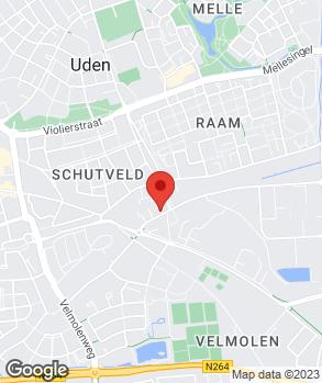 Locatie Autobedrijf Verstegen V.O.F. op kaart