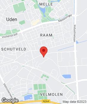Locatie Autobedrijf Verstappen B.V. op kaart