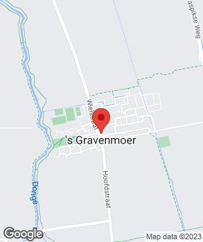 Locatie Autobedrijf J. Dekkers op kaart