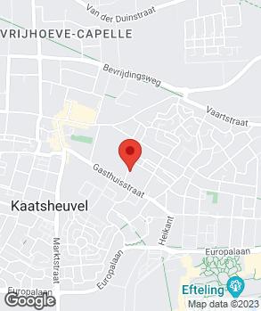 Locatie Autobedrijf Eric de Kort B.V. op kaart