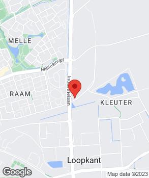 Locatie Kees Caspers Auto's en Entertainment op kaart