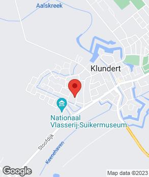 Locatie Garage J. Leijten op kaart