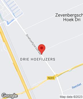 Locatie Autoparts of Holland op kaart