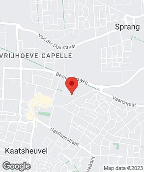 Locatie MCS Autobedrijf op kaart