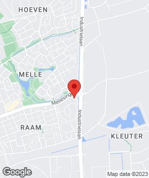 Locatie Maes & Van Wetten B.V. op kaart